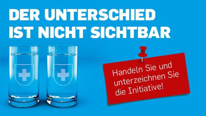 Trinkwasser-Initiative