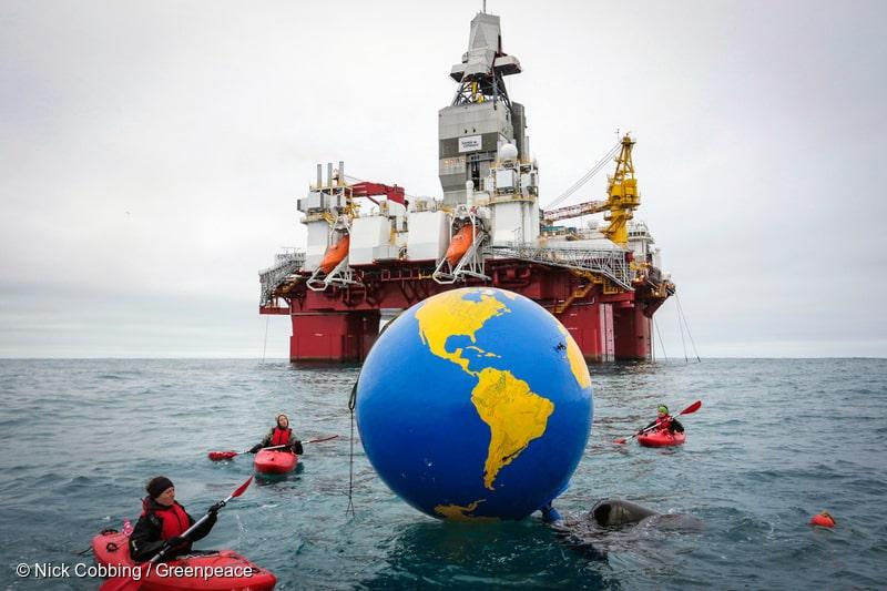 Norvège: Greenpeace et Nature & Youth font appel