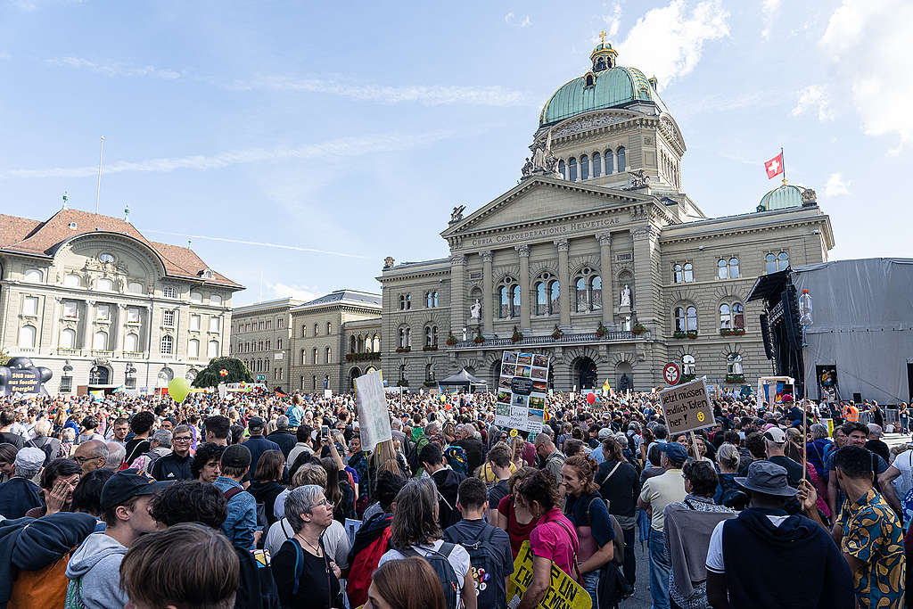 Klimawahl: Jetzt zählen konkrete Schritte