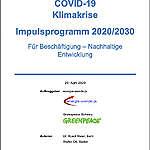 COVID-19 / Klimakrise Impulsprogramm 2020/2030