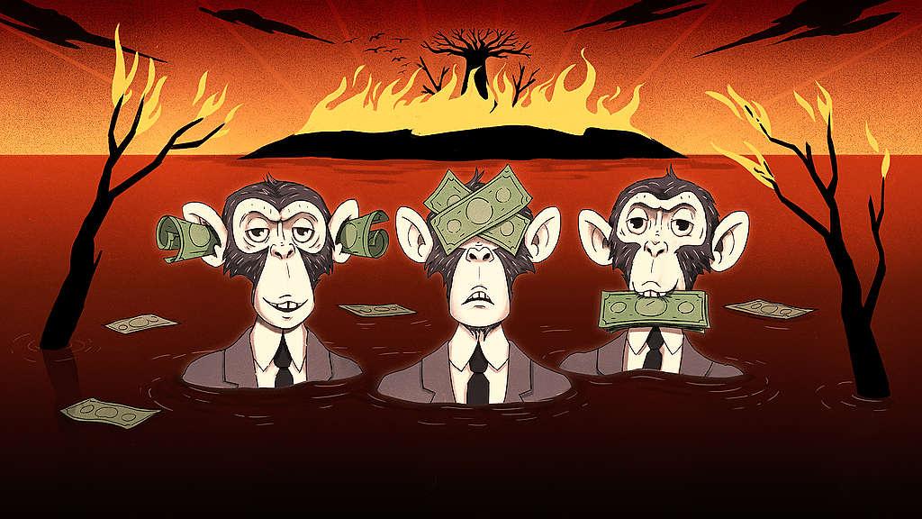 Finanzindustrie regulieren, um das Klima zu schützen