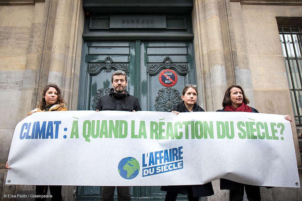 Victoire pour le climat en France: la Suisse suivra-t-elle le même exemple?