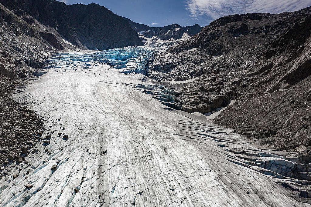 «Der Klimawandel zeigt sich in der Bergwelt besonders stark»
