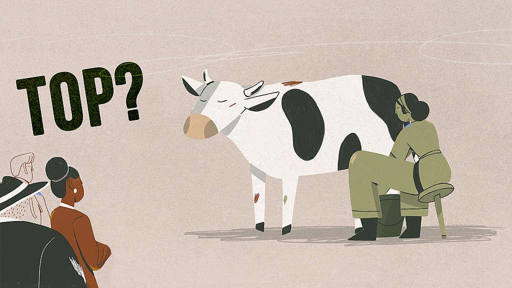 Eine nachhaltige Landwirtschaft – für uns und unsere Kinder!