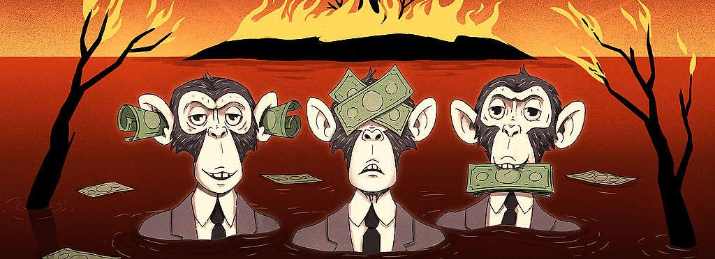 Wie unser Finanzplatz den Klimawandel befeuert und was wir dagegen tun können