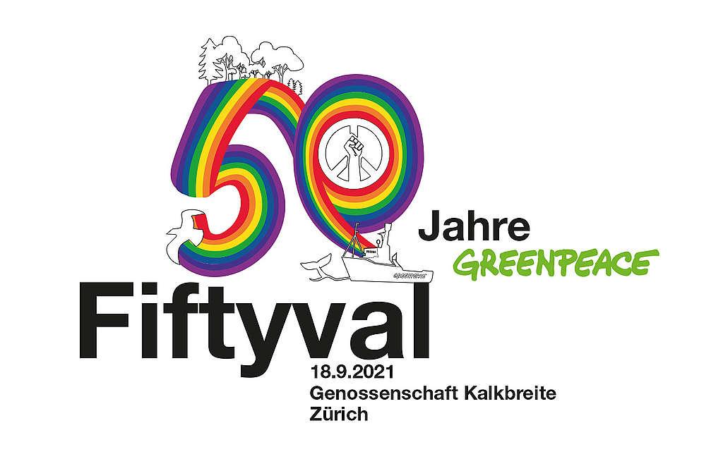 FIFTYVAL: Les 50 ans de Greenpeace – let's celebrate!