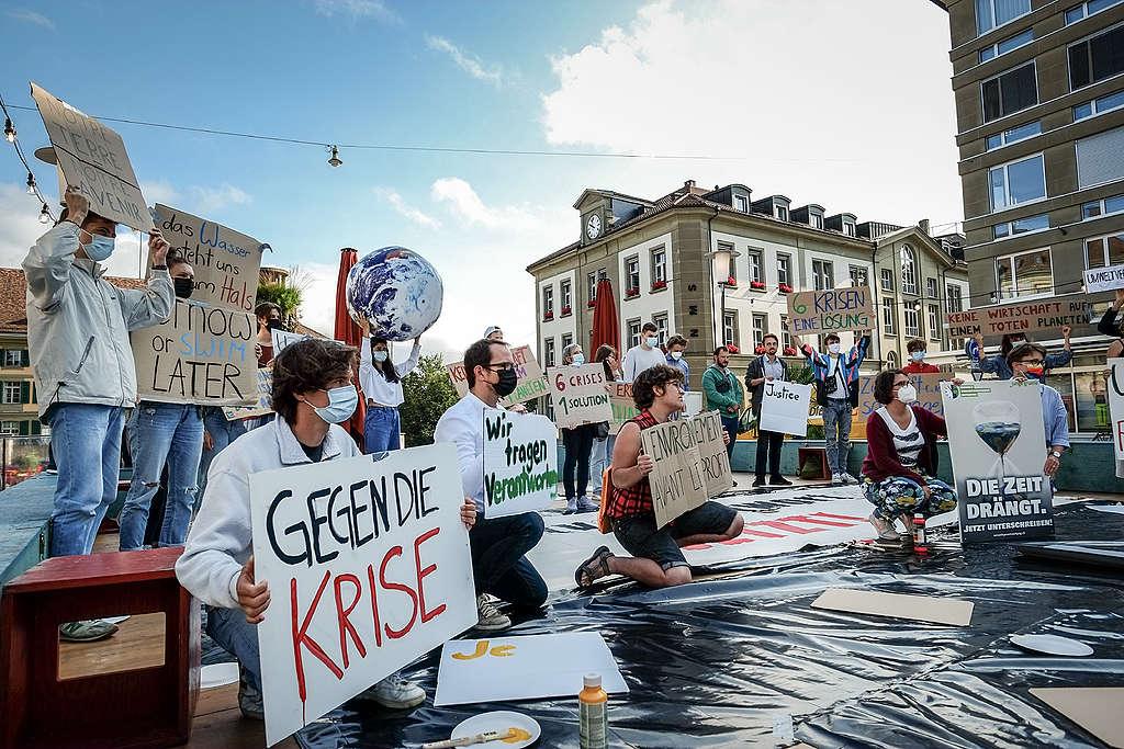 Darum setzt sich Greenpeace für Umweltverantwortung ein