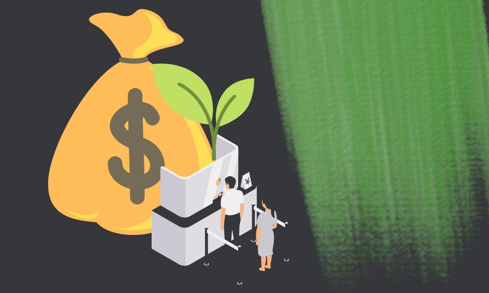 Greenpeace-Aktivist:innen testen Banken bezüglich nachhaltigen Kapitalanlagen