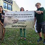 Landwirtschaft: 27'849 Personen fordern «keine Steuergelder für Werbemärchen»