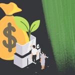 Des militants Greenpeace testent les banques
