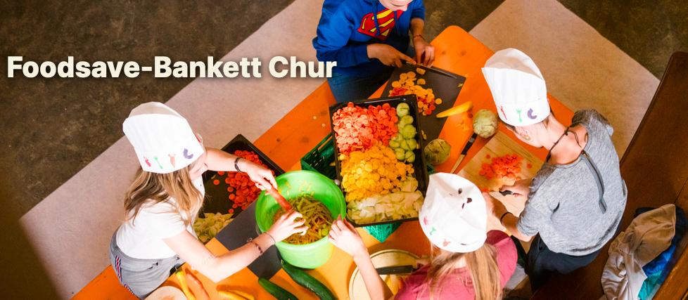 Foodsave Bankett Chur