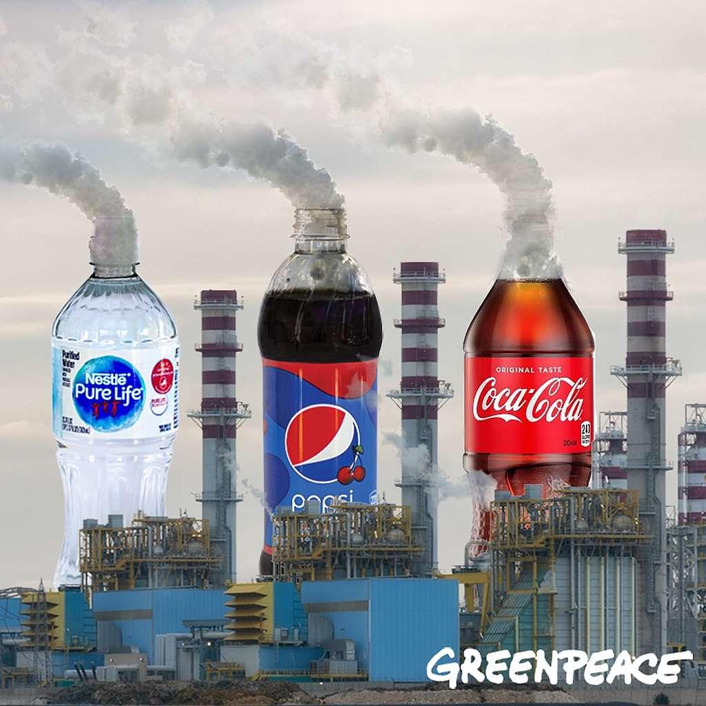 Multinationale Konzerne und die Ölindustrie